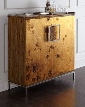 Lee Lacquered Side Cabinet