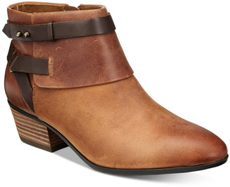 Clarks Collection Women's Spye Comet Booties $135 thestylecure.com