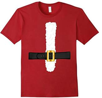 The Santa Claus Suit Tee - Santa's Christmas Belt