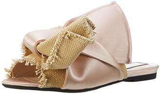 N. 21 Women's 8178.5 Wedge Heels Sandals Pink Size: