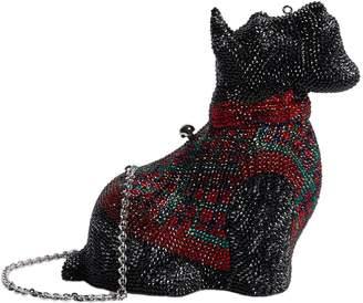 Judith Leiber Scottie Macgregor Dog Clutch