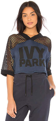 Ivy Park Mesh Mix Tee