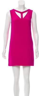 Cushnie et Ochs Sleeveless Silk Dress