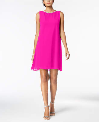 MSK Embellished T-Back Dress