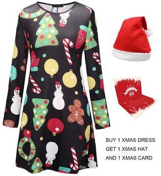 205815f02439a Christmas Dress - ShopStyle Canada