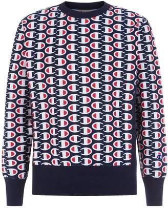 Champion Logo Sweater