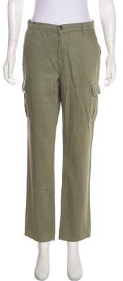 J Brand Straight Leg Cargo Pants