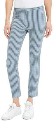 Theory Classic Screen Viscose Skinny Pants
