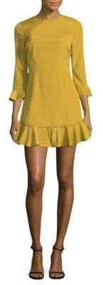 LIKELY Sampson Bell-Sleeve Mini Dress