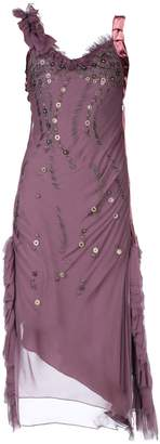 Amen 3/4 length dresses