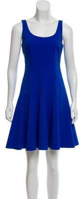 Ralph Lauren Black Label Sleeveless Mini Dress
