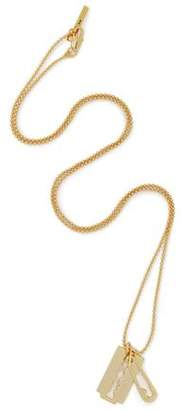 McQ Gold-Tone Necklace
