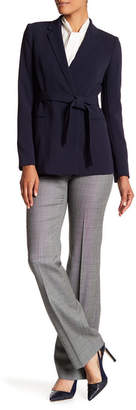 BOSS HUGO BOSS Tulia Wool Blend Pant $275 thestylecure.com