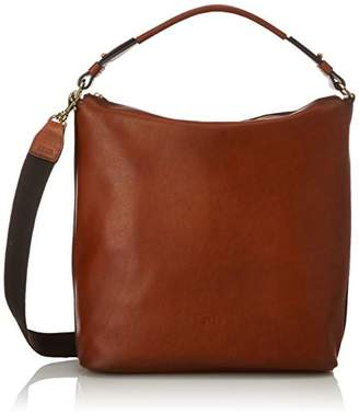 Vora 1, Vintage Khaki, Cross Sh. S S18, Womens Shoulder Bag, Grau (Vintage), 5.5x21x18.5 cm (B x H T) Bree