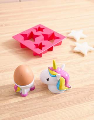 Thumbs Up unicorn egg cup