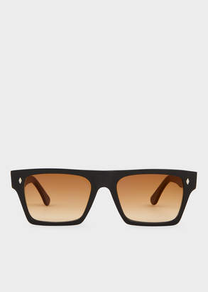Paul Smith Cutler And Gross + Matt Black Sunglasses - Limited Edition
