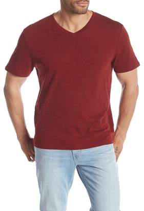 Vince Short Sleeve V-Neck T-Shirt