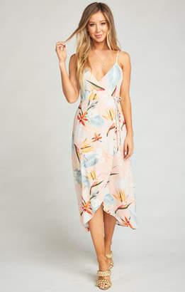 Show Me Your Mumu Meghan Wrap Dress ~ Paradise Party