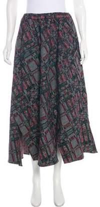 Julien David Tweed Plaid Skirt w/ Tags