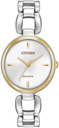 Citizen Women's Stainless Steel Bracelet Watch