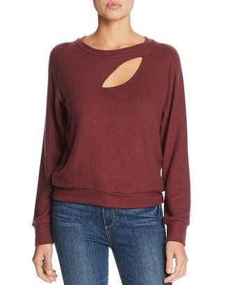 LnA Phase Cutout Sweatshirt