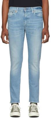 Levi's Levis Blue Advanced Stretch 512 Slim Taper Jeans