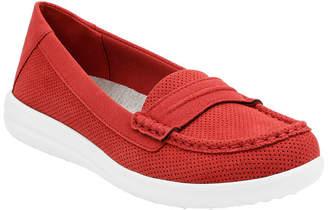 Clarks Womens Jocolin Maye Slip-On Shoe Closed Toe