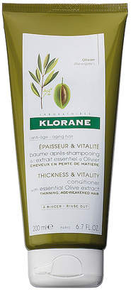 Klorane Conditioner with Essential Olive Extract.