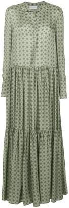 Christian Wijnants Dasha floral maxi dress
