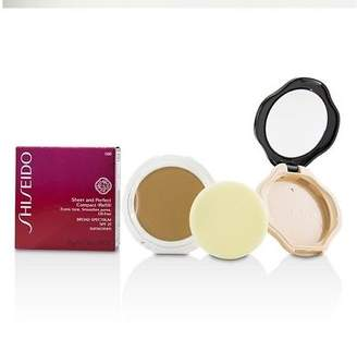 Shiseido NEW Sheer & Perfect Compact Foundation SPF 21 (Case + Refill) - # I60