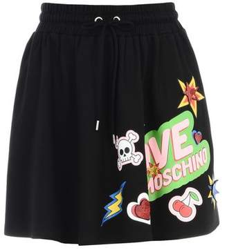 Love Moschino OFFICIAL STORE Mini skirt