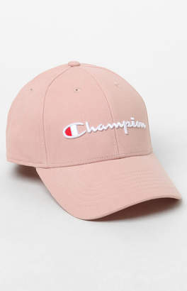 Champion Classic Twill Lab Dip Strapback Dad Hat