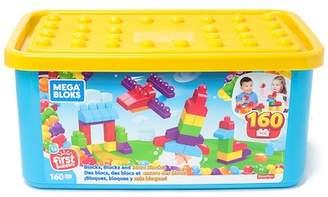 Mattel Inc. Mega Blocks 160 Piece Set