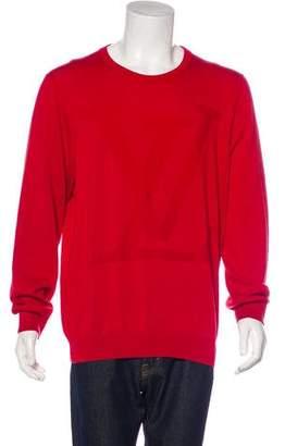 Louis Vuitton Logo Crew Neck Sweater