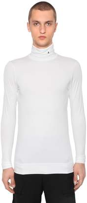 Tech Nylon Long Sleeve T-Shirt