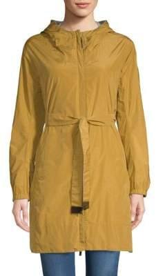 Max Mara Zip Hooded Jacket