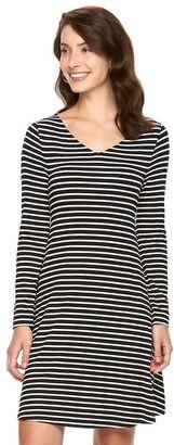 Women's Apt. 9® Everyday A-Line Dress $40 thestylecure.com