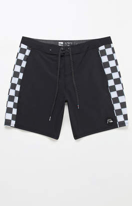"Quiksilver Checker 18"" Boardshorts"
