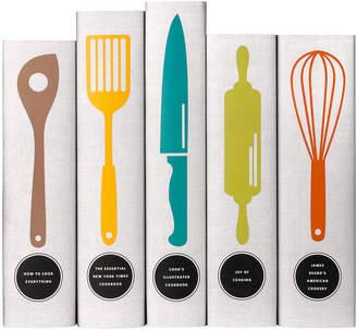 Juniper Books Classic Utensils Cookbook Set