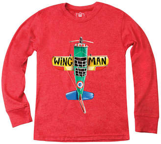 Wes And Willy Wing Man T-Shirt
