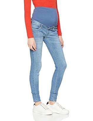 c74dd07a814ba at Amazon.co.uk · Noppies Women's Jeans OTB Skinny Avi Aged Blue Maternity,  Blau P144, 29W x 32L