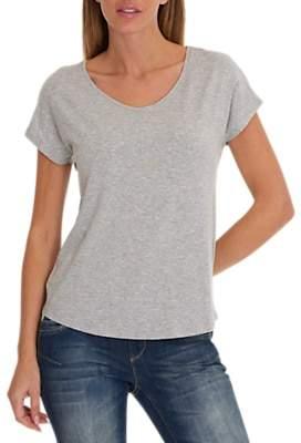 Betty Barclay V-Neck Cap Sleeve T-Shirt