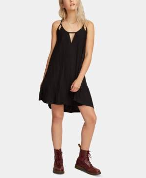 Volcom Juniors' Cutout High-Low Dress