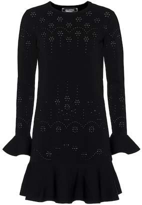 Valentino Stretch knit minidress