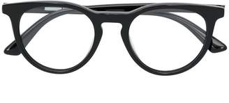 McQ Eyewear round glasses