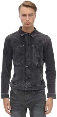 G Star Scutar Slim Stretch Denim Jacket