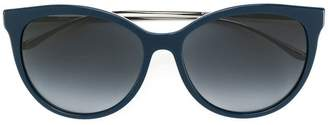 HUGO BOSS square tinted sunglasses