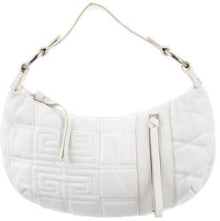 Givenchy Quilted Leather Hobo