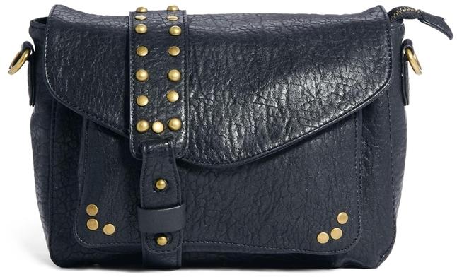 Pepe Jeans Fold Detail Cross Body Bag