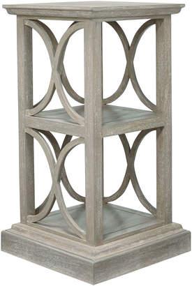 OKA Stack Side Table - Silver Birch